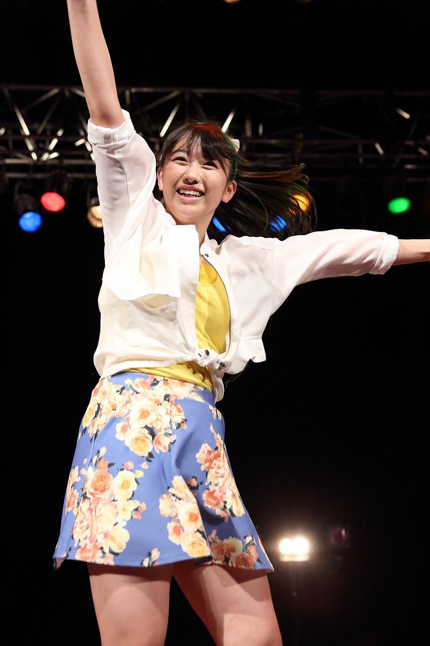 和田桜子(わだ・さくらこ)愛知県出身。中学3年。こぶしファクトリー1、魚へんの漢字を知っている