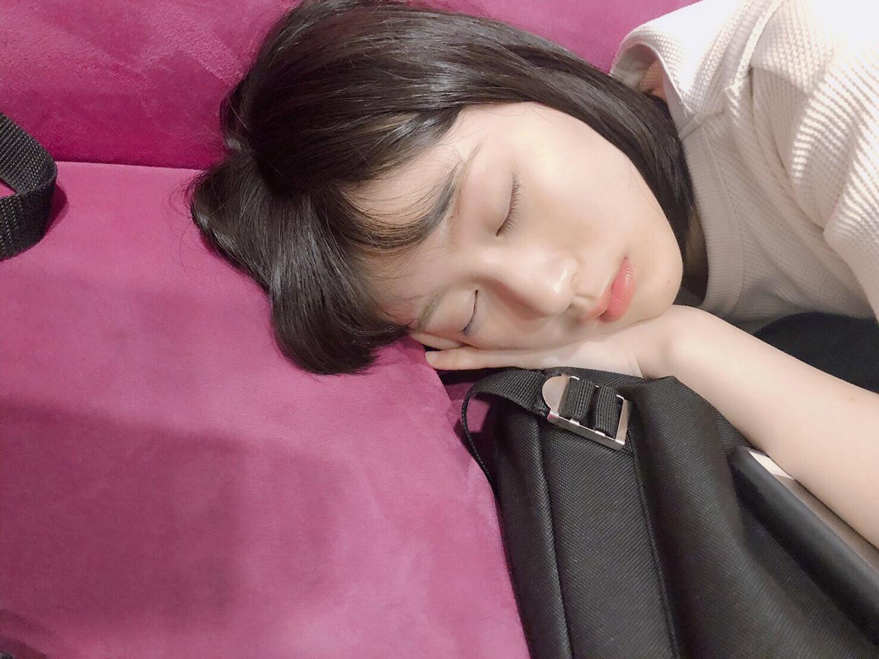 寝ているまいかは特にすき