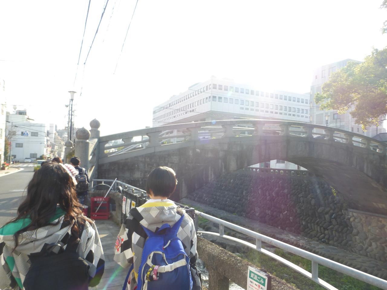 Bari perkotaan dari Nagasaki, juga bagus. (Ai/Kiina)