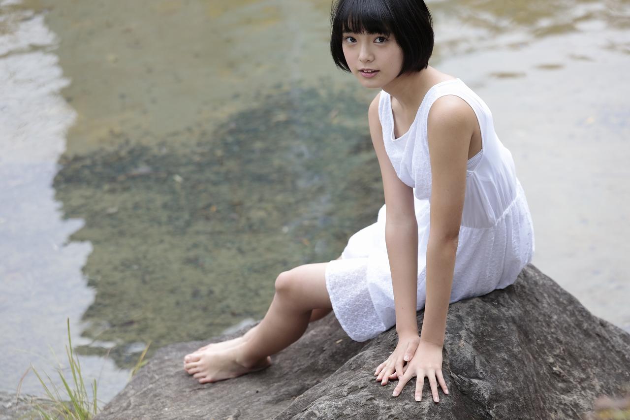 これは篠山紀信が撮影した平手友梨奈