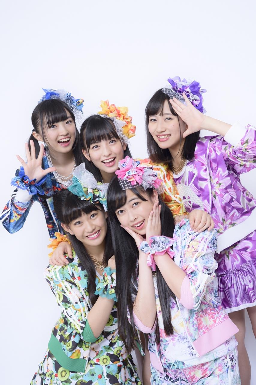 Pick Up Idol たこやきレインボー Hustle Press Official Web Site