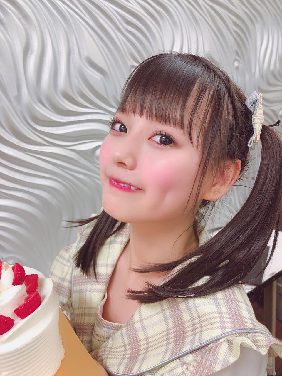 八重歯が…♡可愛い♡16歳おめでとう!