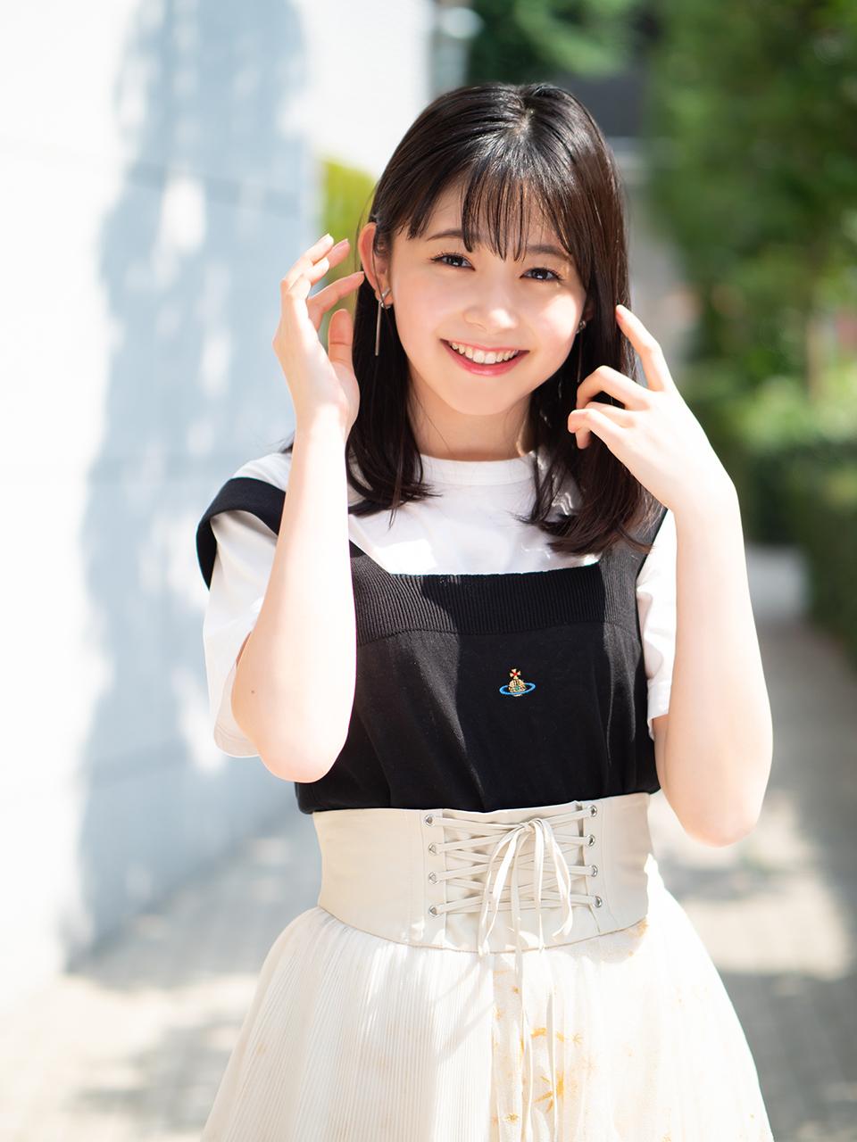 PICK UP ACTRESS 久間田琳加