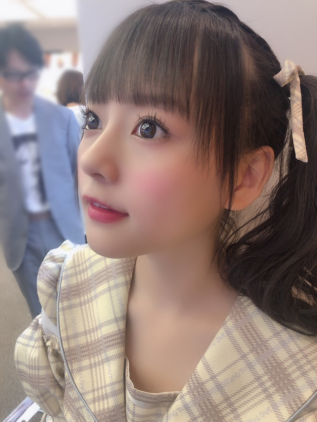 人類で1番かわいい女の子with伊藤さん