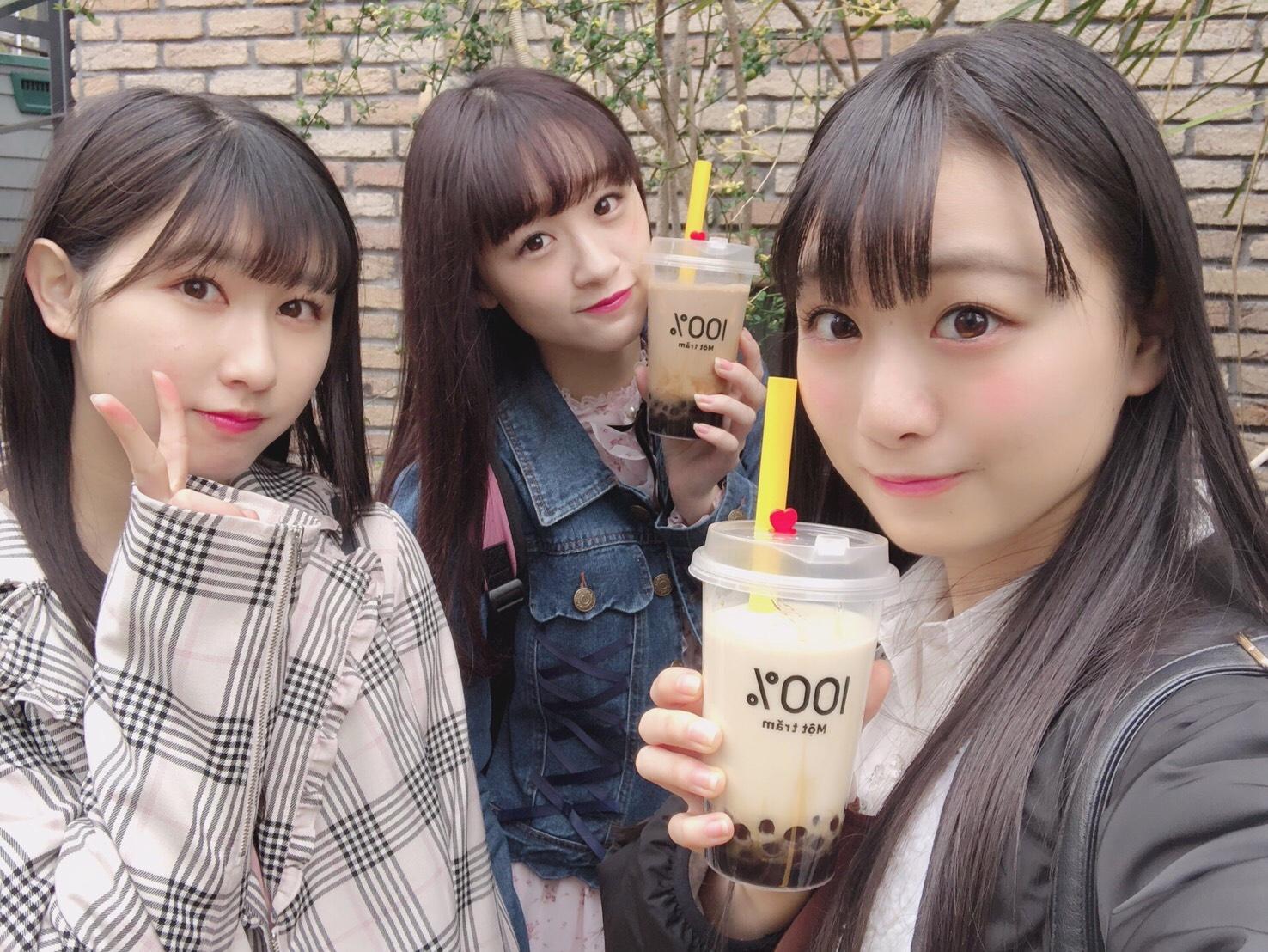 杏ちゃん、ビジネスタピオカ好き?!