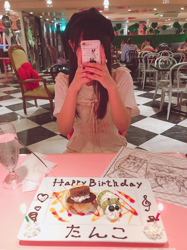 誕生日お祝いしてくれた佐竹氏。