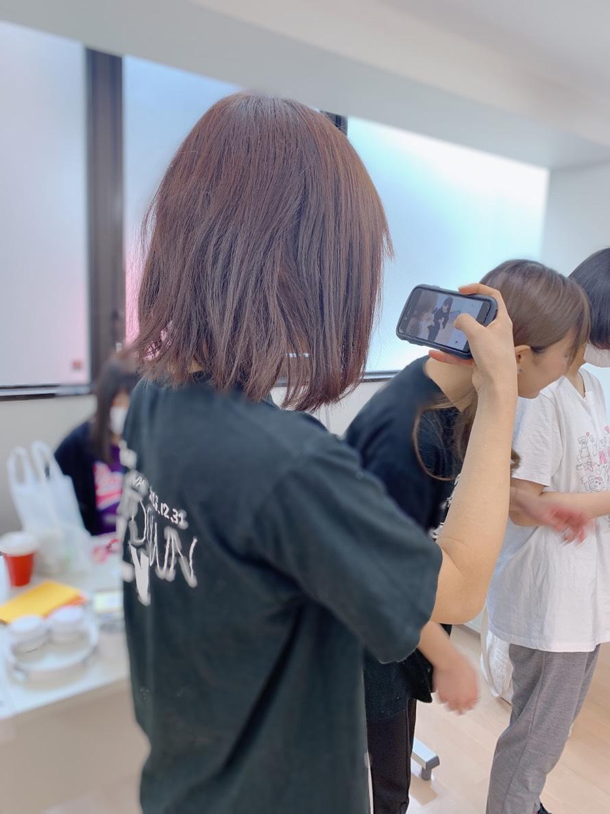 (3-4) そんなメンバーを撮影しているのは、常にブログネタを探してくれるはなまる