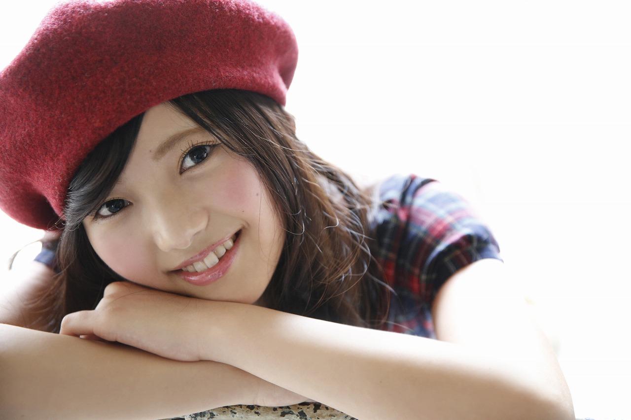 上村莉奈のアップ画像