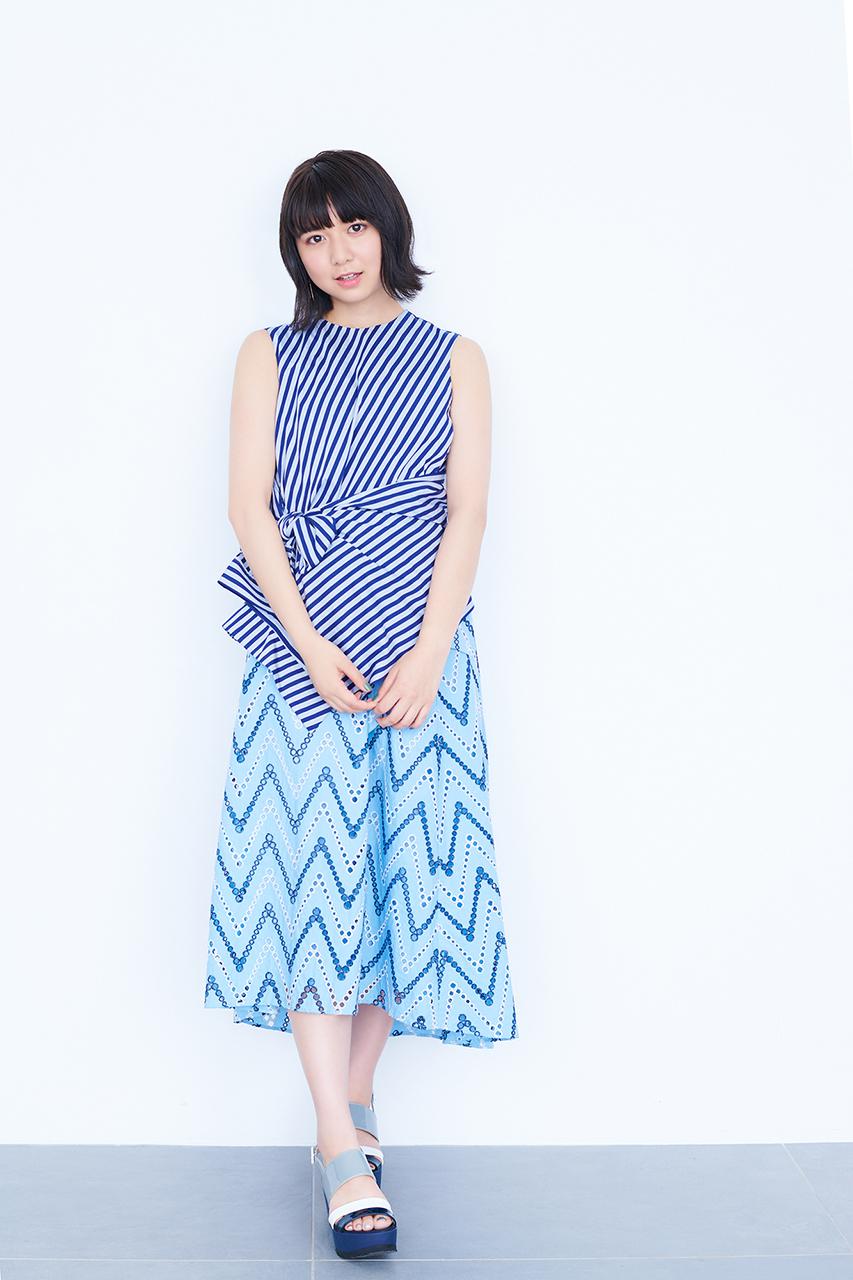 ピアノ調律師の世界を描いた映画「羊と鋼の森」で、高校生ピアニスト姉妹の妹・佐倉由仁を演じました。萌歌さんはお母さんがピアノの先生だそうですね。