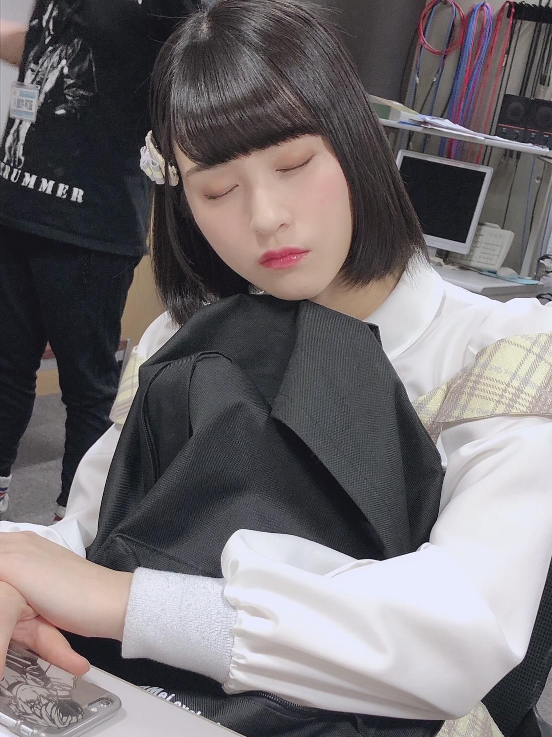また寝てる。可愛い。